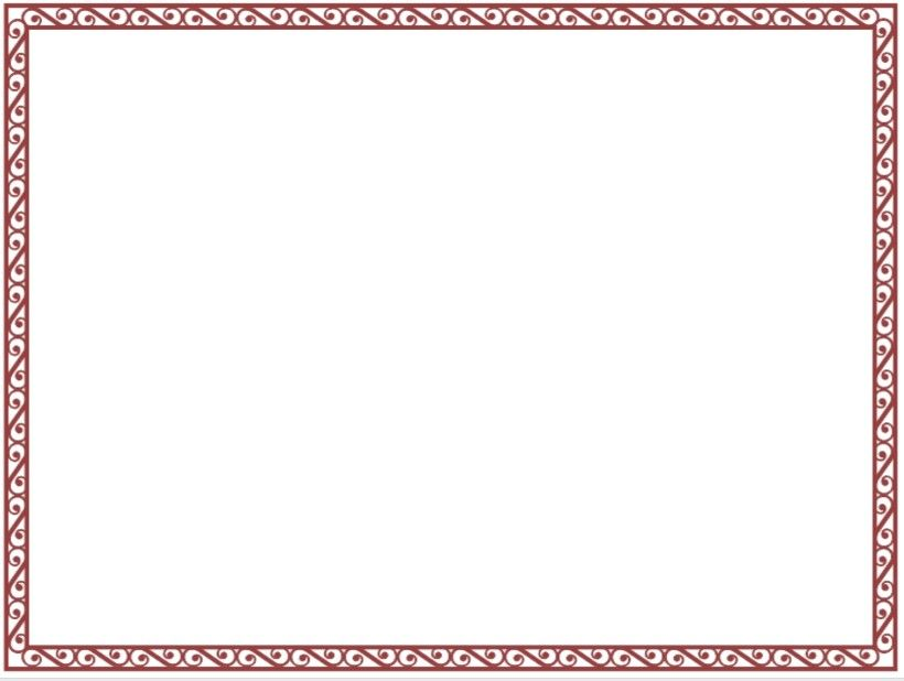 free certificate border templates for word