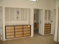 optional built ins for tonys closet at raised dresser ...