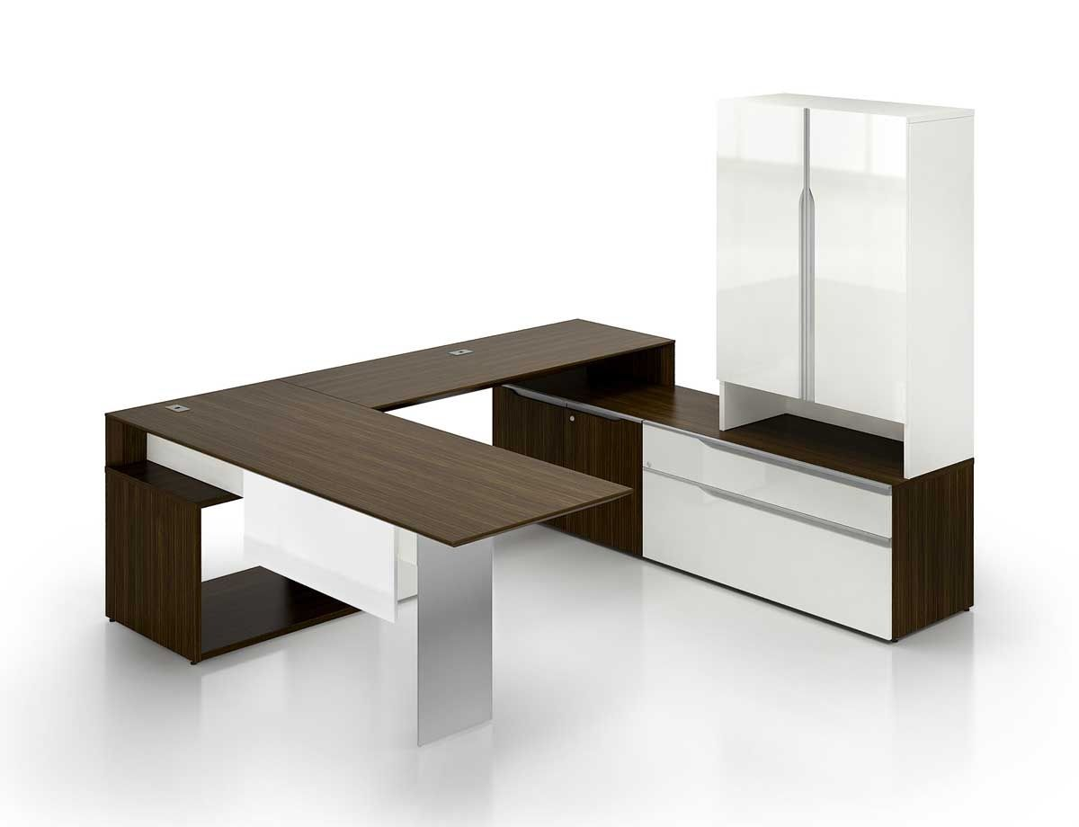 Modern Table Desk Modern Contemporary Office Desks And Furniture Executive