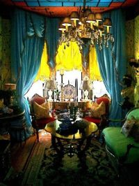 Home Design and Decor , Bold Interior Gypsy Decorating ...