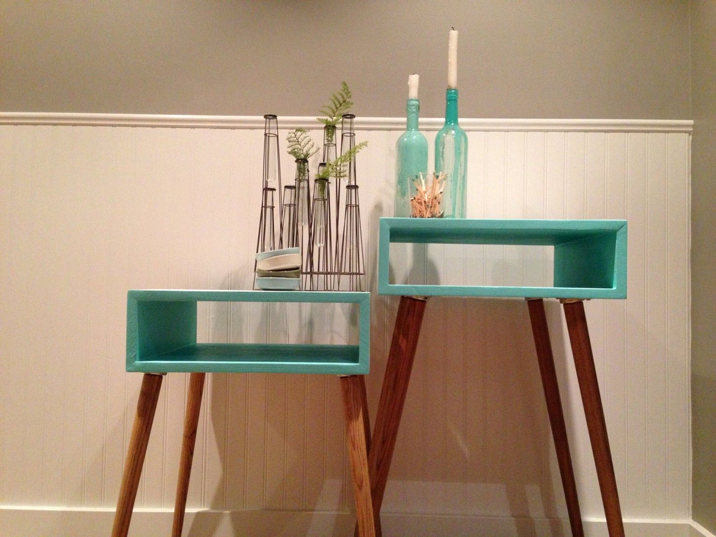 Side Table Idea Diy Modern Side Table Ideas Sİde Table Pinterest