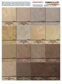 plaster paint color chart modern masters metallic plasters