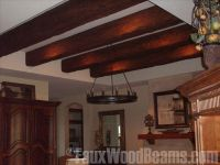 Faux Beams