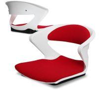 Legless floor chair Zaisu Tatami chairs ergonomic Japanese ...