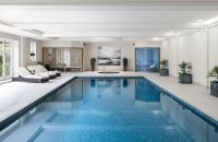 Indoor Swimming Pool Design & Construction - Falcon ...