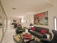 How to Decorate a Long Narrow Living Room - http://www ...