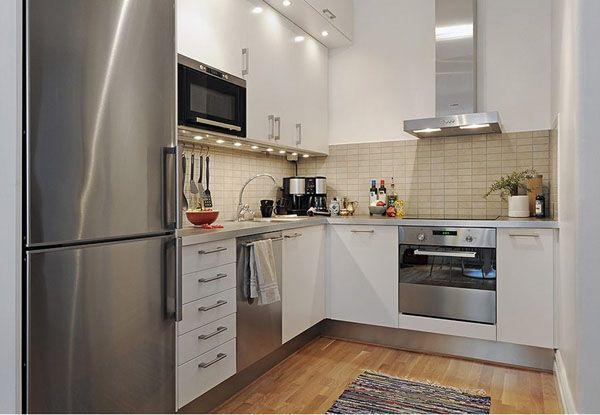 Small Kitchen Designs, 15 Modern Kitchen Design Ideas for Small - kitchen designs for small spaces