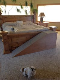 found on facebook, DIY RAMP FOR DOGS! | DIY projects ...