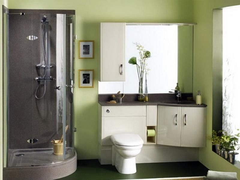 Choosing Paint Colors Green Paint Colors For A Small Bathroom is - small bathroom paint ideas