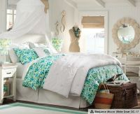 cute blue and green themed teen girl room. this is what I ...