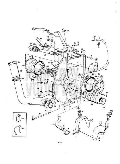 timing gear diagram chris craft