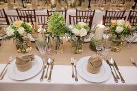 Tuscan wedding table setting | Tuscan wedding, Wedding ...