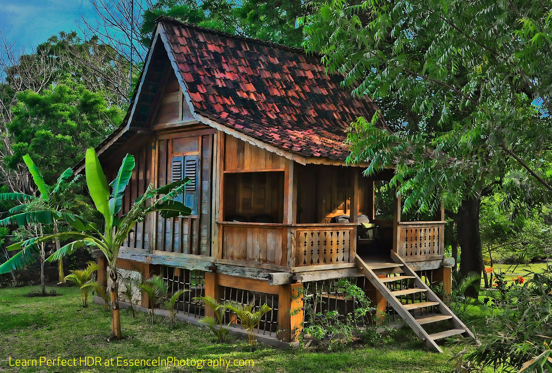 Wood House Design Village Hut Pemuteran Bay Bali Indonesia I Want To Go To