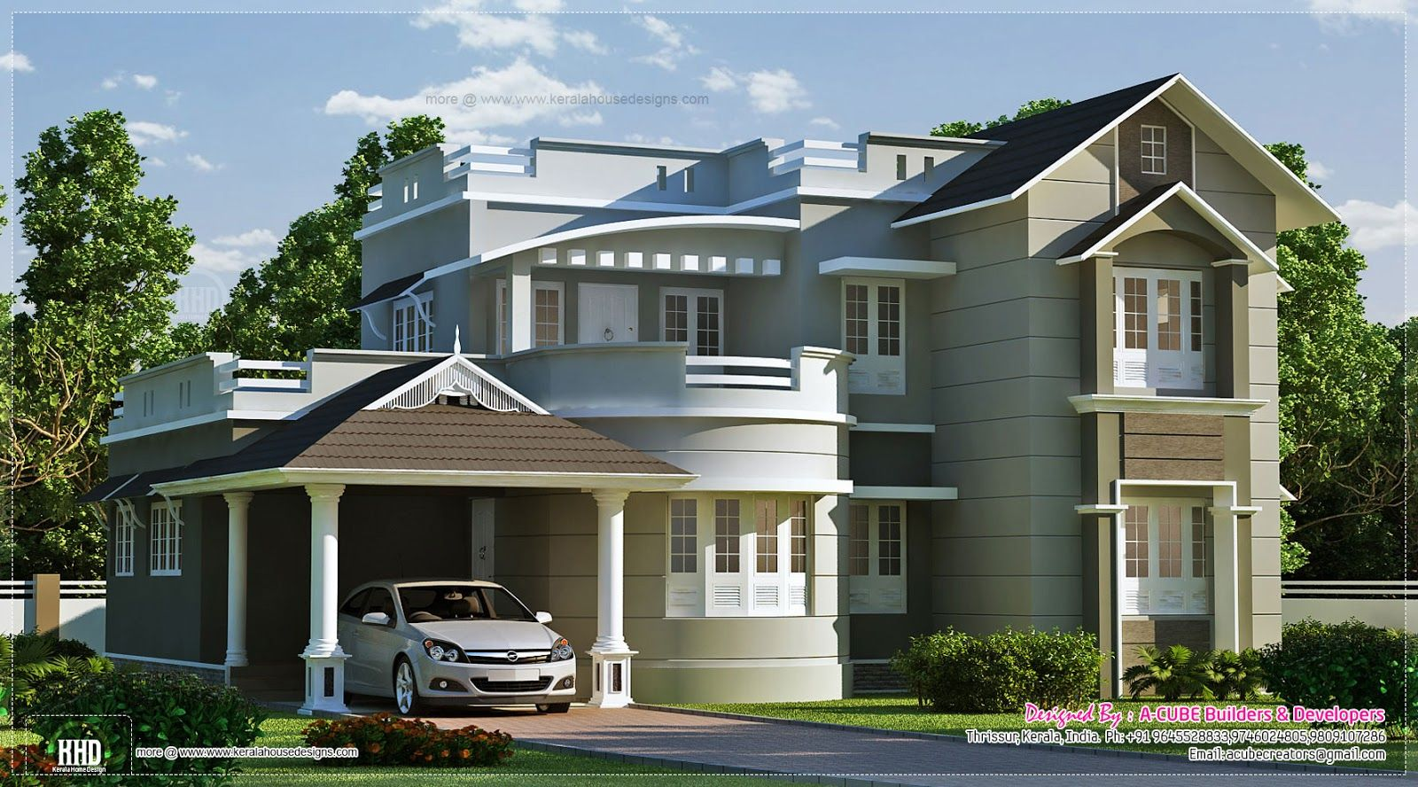 House home designs 2013 facilities in this house read more please follow kerala home