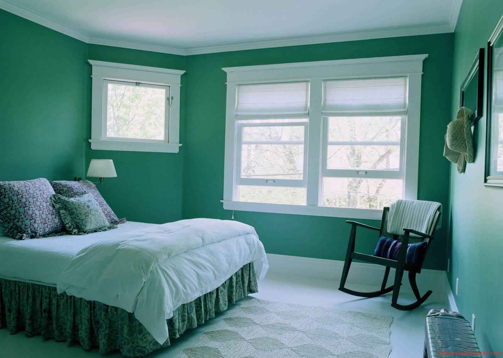 The amazing persian green bedroom color scheme with white ceiling and viridian bed remarkable bedroom