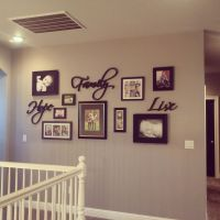 Gallery Wall, Greige Walls, Black Doors, Home Decor ...