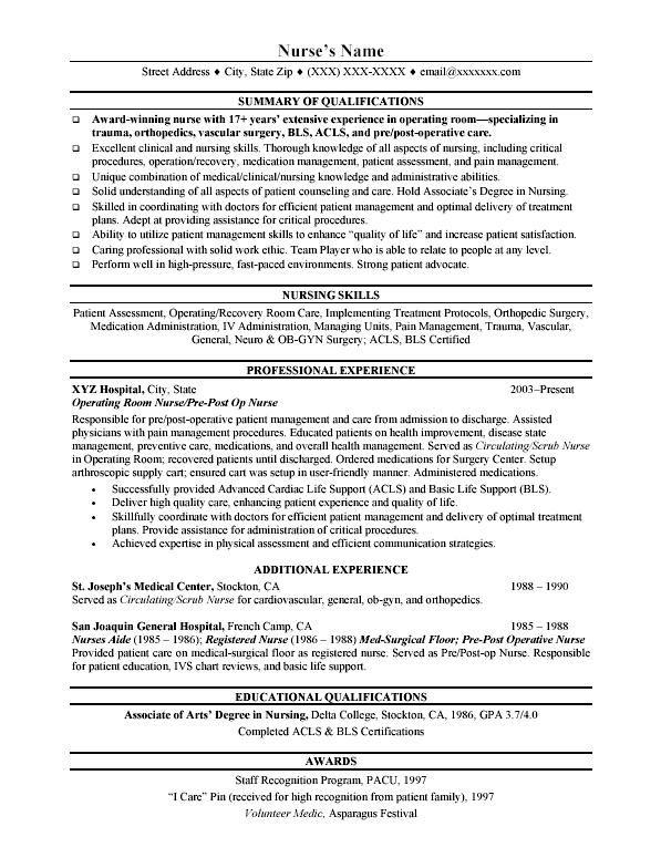 rn resume building nurse resume objective sample jk template - nurse resume template free