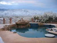 Tucson Desert Landscaping and pool