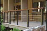 patio railing ideas