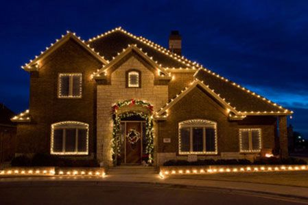 white led christmas lights decoration christmas Pinterest - outdoor christmas lights decorations