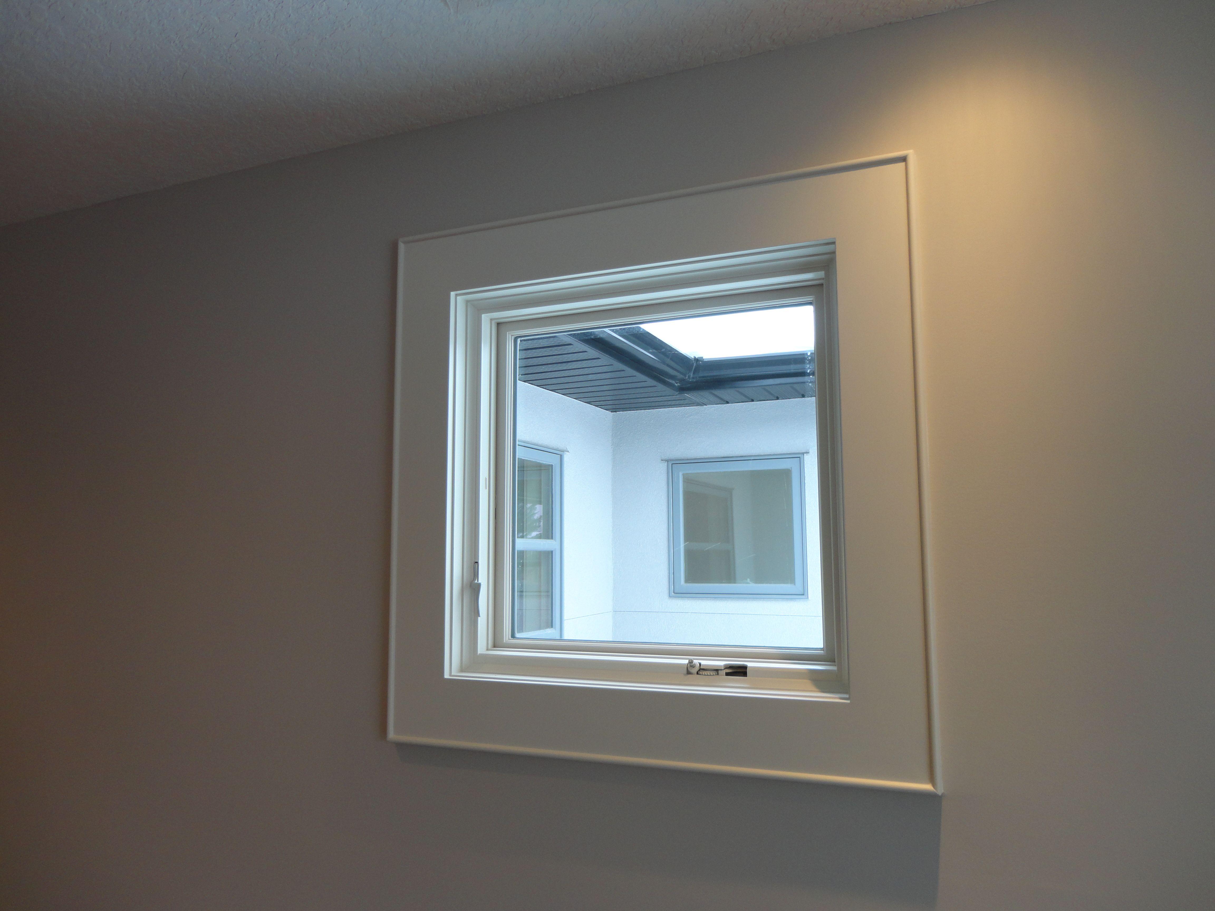 Contemporary window trim favourite works