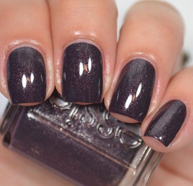 An Aha Style Moment Nail Polish Colors For Fall The