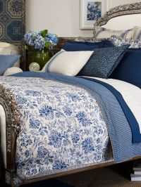 RALPH LAUREN Bed Blanket - Google Search | Blue and White ...