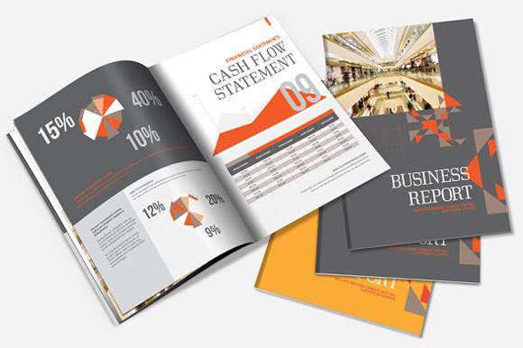 Free Annual Report Design Templates Annual Report \/ Brochure - free annual report templates
