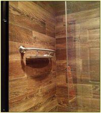 Wood Look Ceramic Tile Shower | mj's favorites | Pinterest ...
