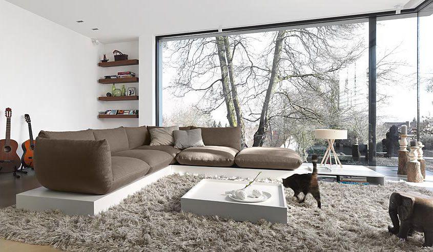 Schön Sofa Design Ideen Für Modernes Wohnzimmer Hellgrau Sofa Design   70 Sofa  Design Ideen