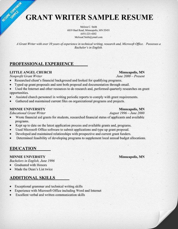 grants officer sample resume cvresumecloudunispaceio - grants officer sample resume
