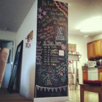 chalkboard wall art | Mo's Makings | Pinterest ...