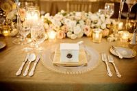 Gold Wedding Table Decorations | Wedding Table Decoration ...