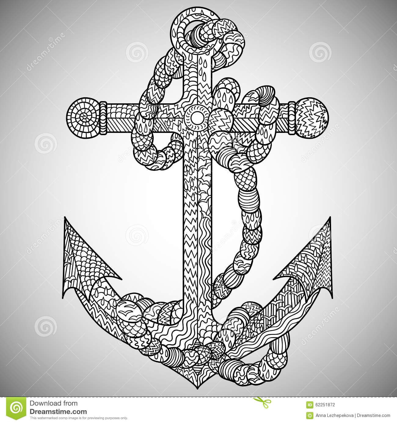 Coloring pages for adults anchor google search