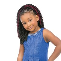 Sensationnel Synthetic Crochet Braiding Hair KIDS BABY ...