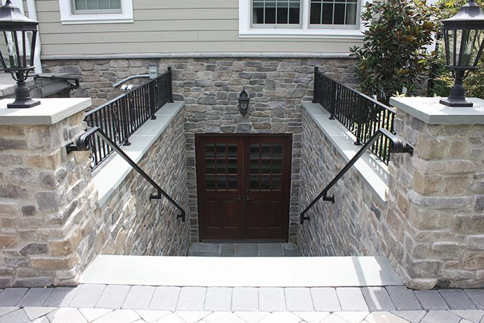 Walkout Basement Doors Walkout Basement Doors | Walk Out Basement Copper Chimney
