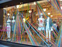 window display - art enrichment? fall workshops? Summer ...