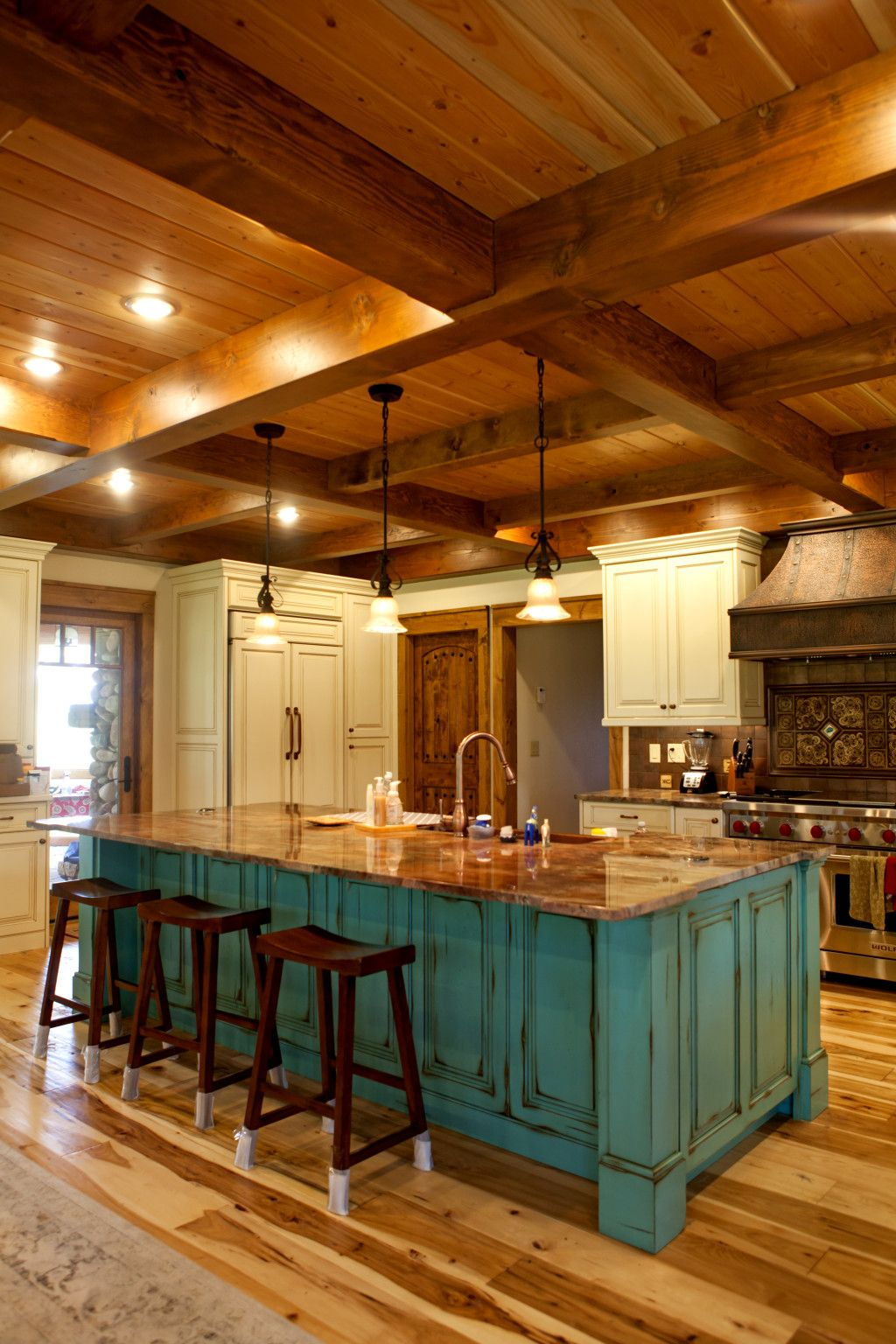 A Frame Kitchen Designs Top 20 Luxury Log Timber Frame And Hybrid Homes Of 2015