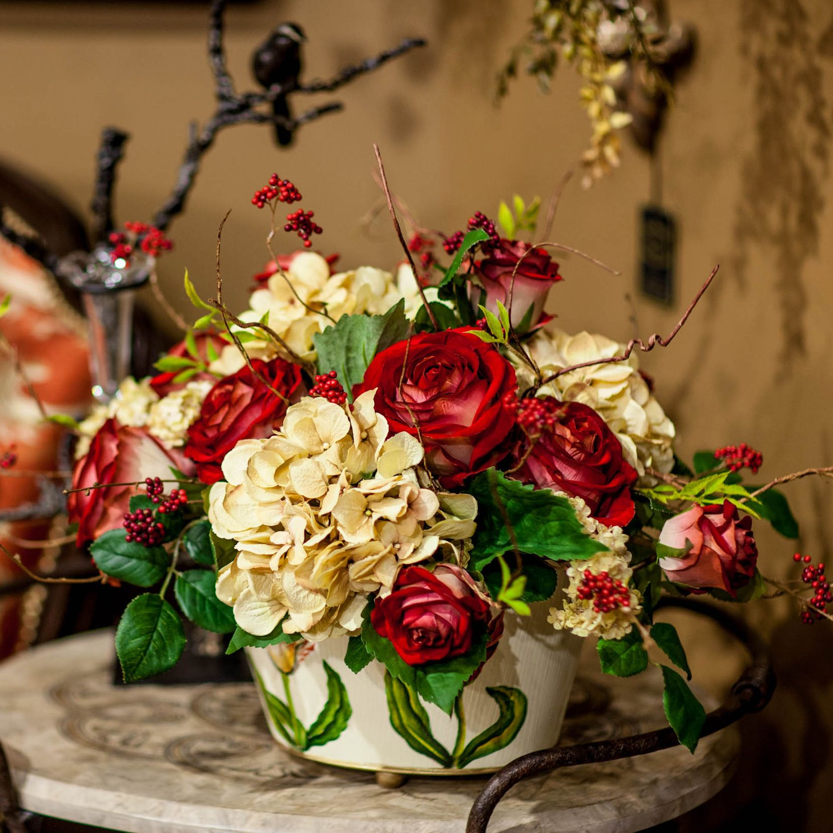Fake Floral Arrangements For Home Luxury Silk Floral Arrangements Everyday Flower