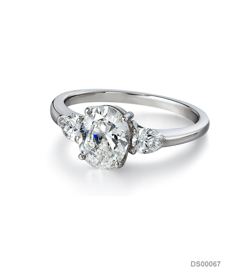 classic wedding rings arthur kaplan Engagement Classic Engagement Rings Platinum and White Gold Luxury