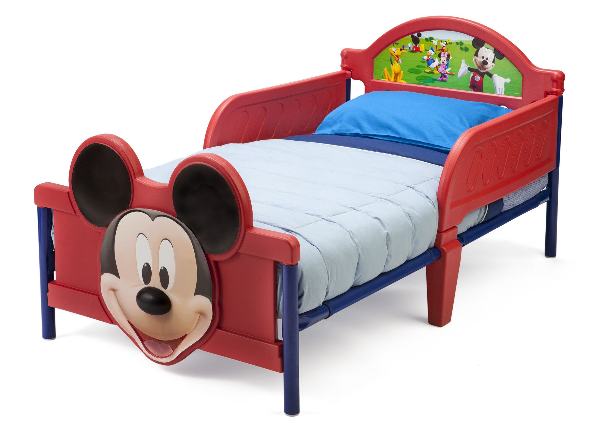 Toddler Bed For Girl Mickey Mouse Toddler Bed For Boy Or Girl Trendy Toddler
