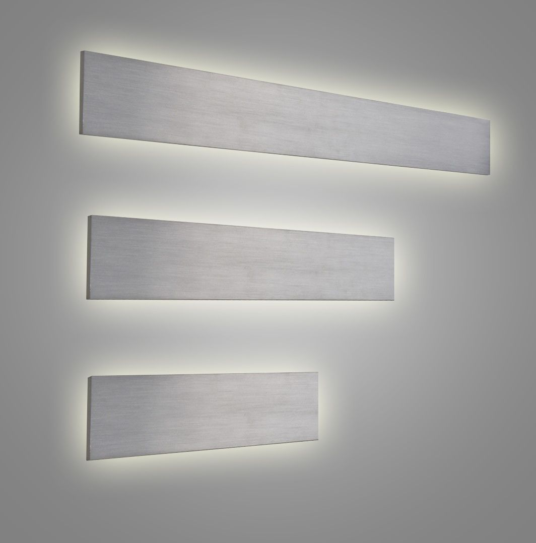 Led Profilleiste Linear Led Vanity Lights Or Wall Sconces Direct Indirect