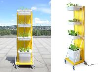 How to Build Indoor Hydroponic Gardens Using IKEA Storage ...