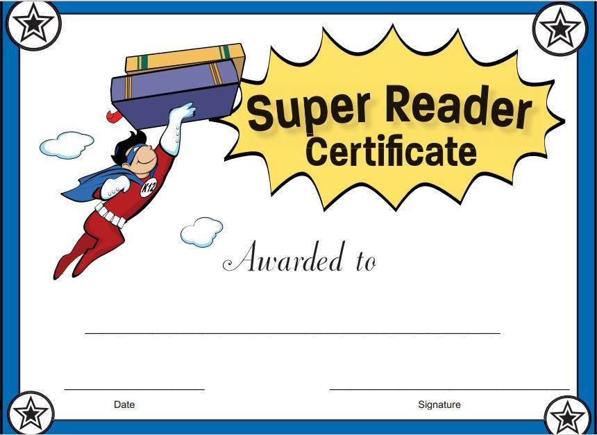 13 best Awards for School images on Pinterest Certificate - certificate template for kids