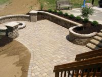 flagstone pavers design for outdoor flooring ideas ...