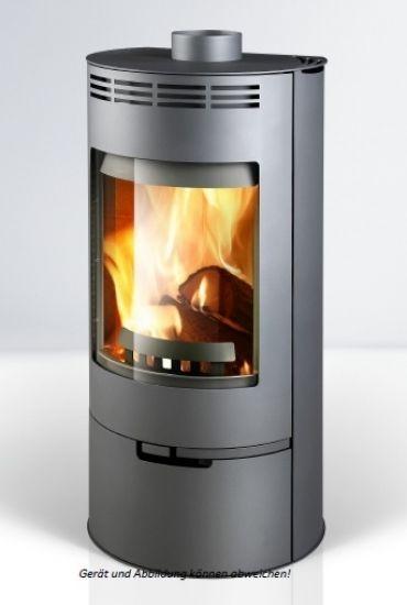 Kaminofen Kohleofen Dauerbrandofen KAMIN Thorma Andorra Stahl - kaminofen dauerbrandofen