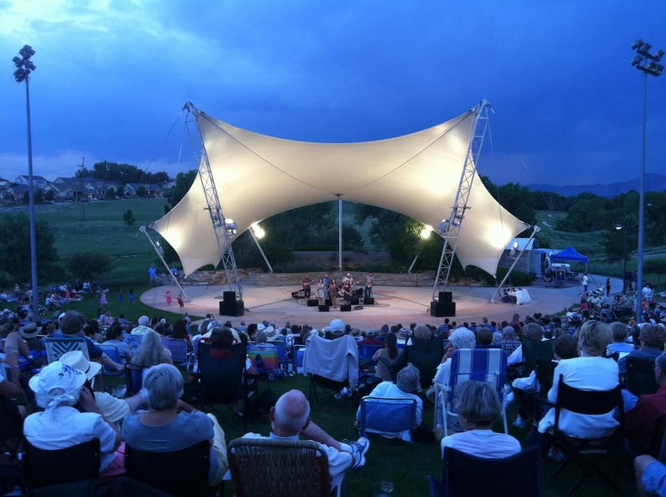 Lakewood Outdoor Stage