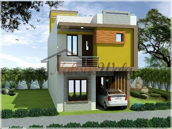 Small House Elevations Small House Front View Designs Simple house - modern small house design
