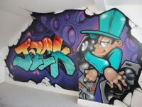 Cool Graffiti Art Design | Jack Hiphop  childrens ...