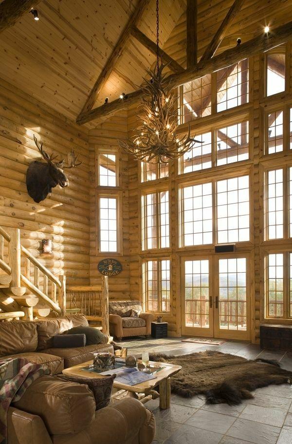 Das Wohnzimmer Rustikal Einrichten   Ist Der Landhausstil Angesagt   Landhausstil  Modern Wohnzimmer